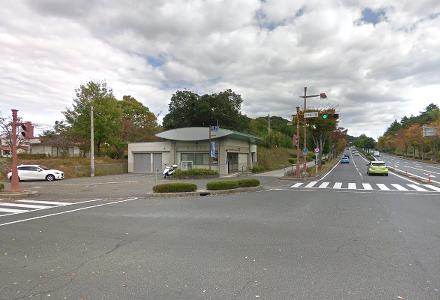 写真:東広島警察署広大前交番